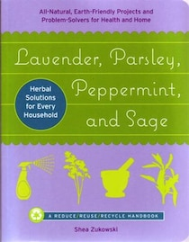 LAVENDER PARSLEY PEPPERMINT & SAGE