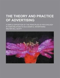The theory of advertising