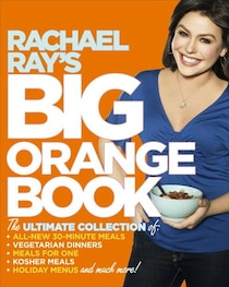 Rachael Rays Big Orange Book