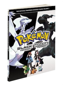Pokemon Black Version & Pokemon White Version Volume 1