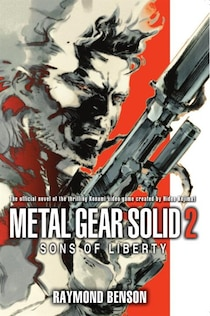 Metal Gear Solid 2: The Novel