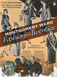 Montgomery Ward Fashions of the Twenties