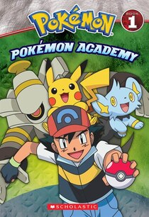 Pokemon Diamond and Pearl Chapter Book #1: Pokemon Academy