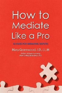 How to Mediate Like a Pro