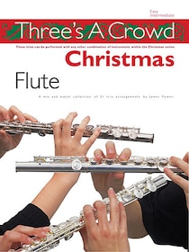 One-Two-Three! Christmas - Flute