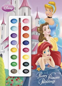 Pretty Princess Paintings