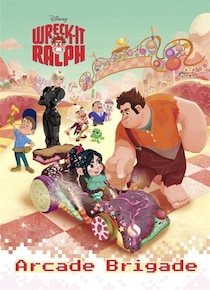 Wreck-it Ralph Deluxe Coloring Book (disney Wreck-it Ralph)