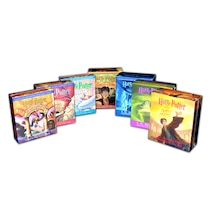 Harry Potter 7-CD Audio Collection