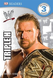 Dk Readers Wwe Triple H Level 3