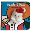Santa Claus Finger Puppet Book