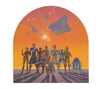 Art Of Star Wars: The Clone Wars Limited Edition