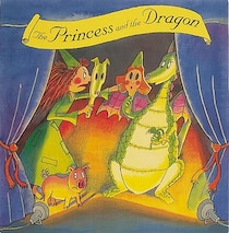 The Princess And The Dragon: Character Masks And Play Script