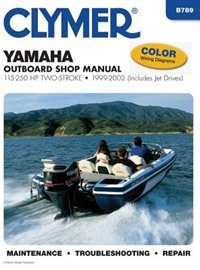 Yamaha Clymer 115-250hp 2-stroke Outboard: 1999-2002