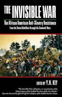 The Invisible War: The African-american War Of Liberation, 1739-1858