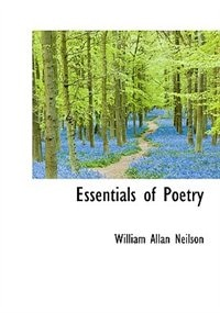Essentials Of Poetry