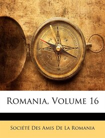 Romania, Volume 16