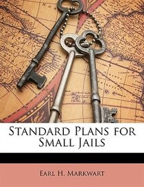 Standard Plans For Small Jails