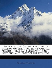 Memorial Day (decoration Day)