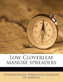 Low Cloverleaf Manure Spreaders