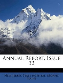 Annual Report, Issue 32