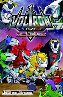 Voltron Force, Vol. 2