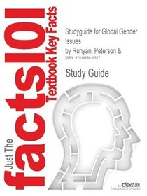 Studyguide For Global Gender Issues By Peterson & Runyan, Isbn 9780813368528