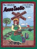 The Original Annetastic Colouring Book