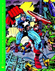 Collected Jack Kirby Collector Volume 7