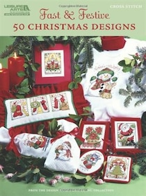 Fast & Festive, 50 Christmas Designs