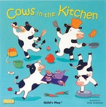 Cows in the Kitchen(Big Bk)Age 2-6