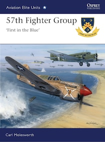 Organized in January 1941, just as the United States was building up military forces for its inevitable entry into World War II, the 57th Fighter Group was the first USAAF fighter unit to go into ...