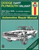 Dodge Dart, Plymouth Valiant 67-76