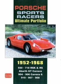Porsche Sports Racing Cars Ultimate Portfolio 1952-1968