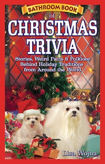 Bathroom Book Of Christmas Trivia