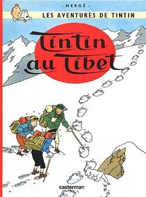LES AVENTURES DE TINTIN: TINTIN AU TIBET
