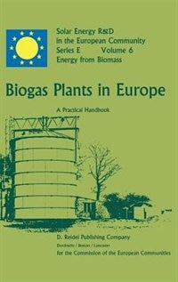 Biogas Plants in Europe