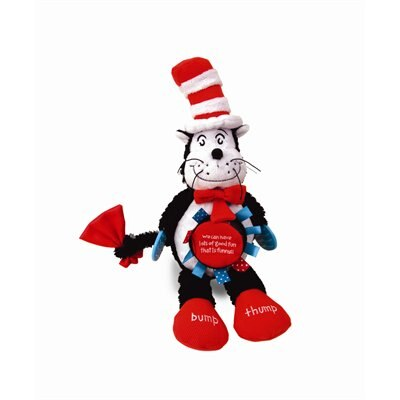 Cat in the Hat Activity Cat by Manhattan Toy