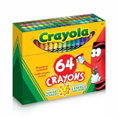 Crayola 64 Crayons by Crayola